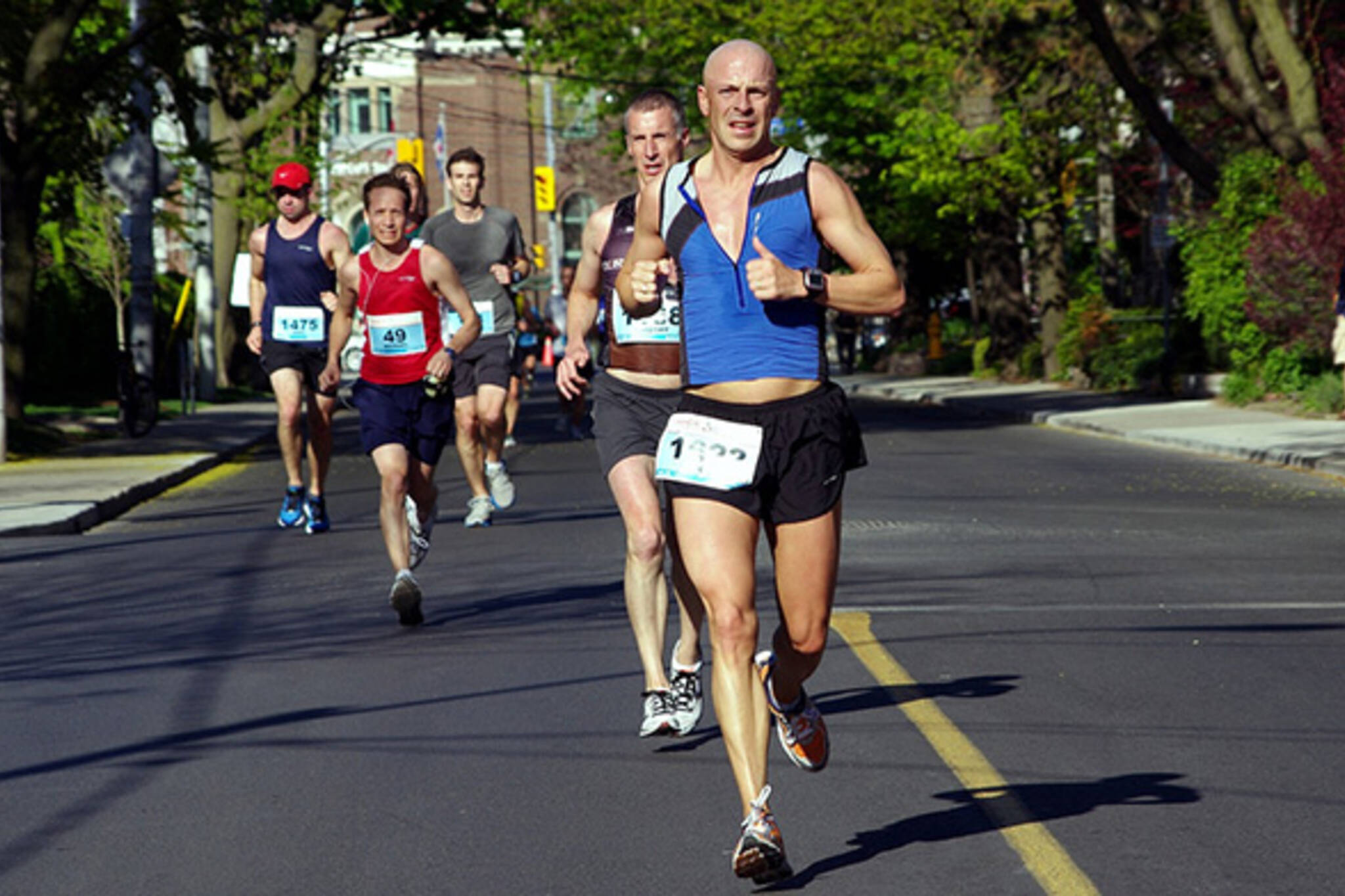 spring running events toronto