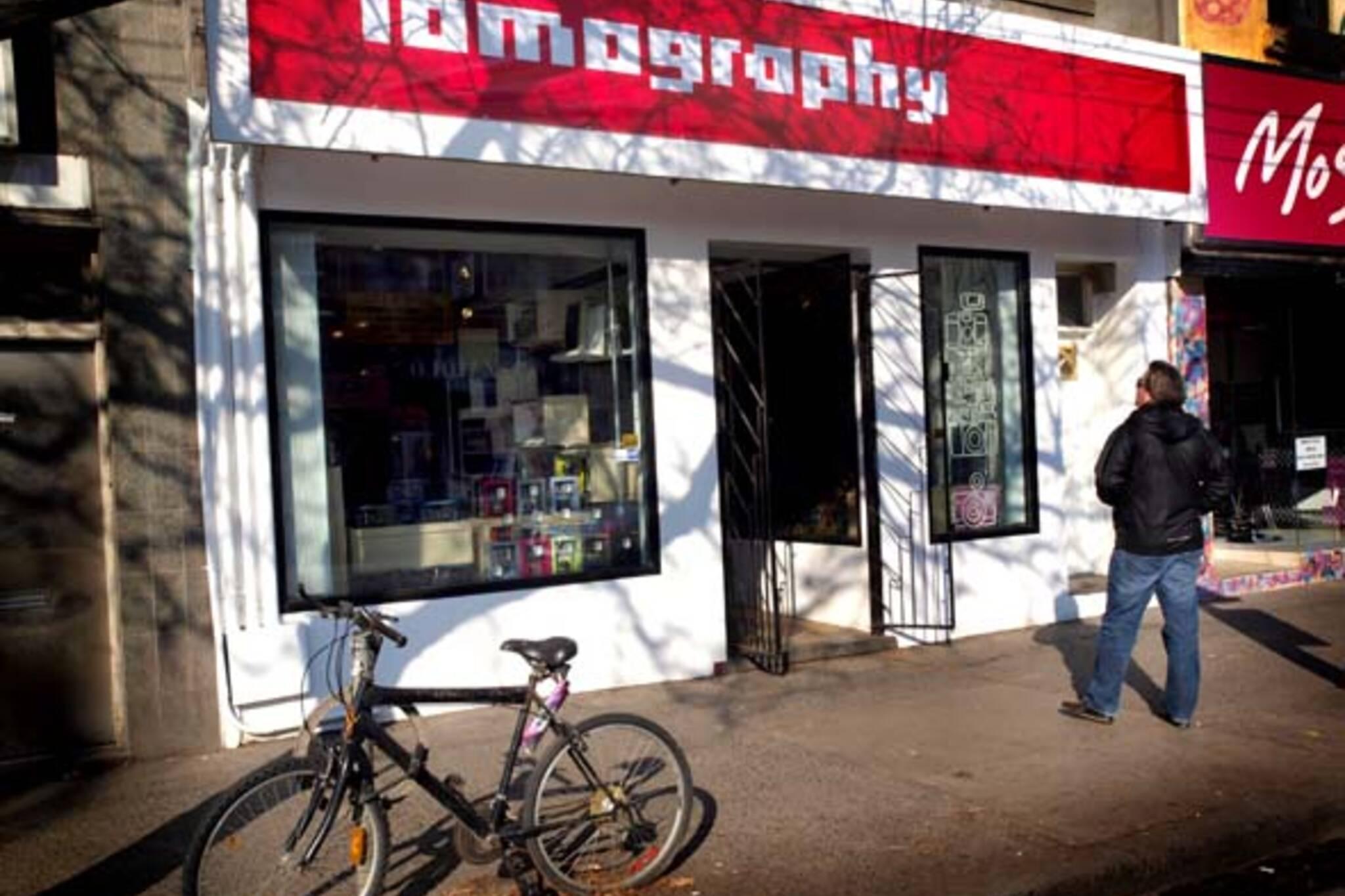 Lomography Store Toronto Closed