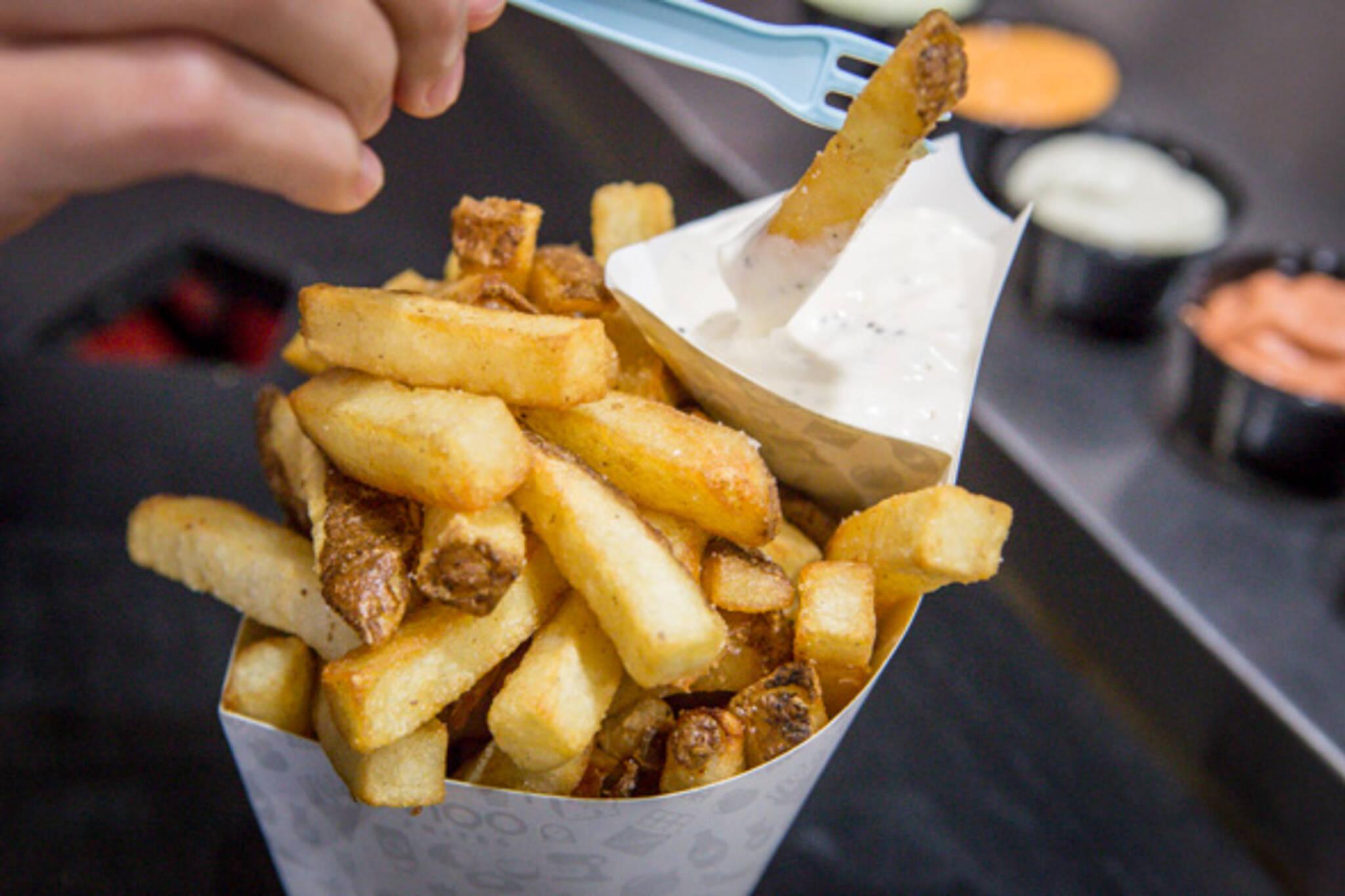 fries toronto