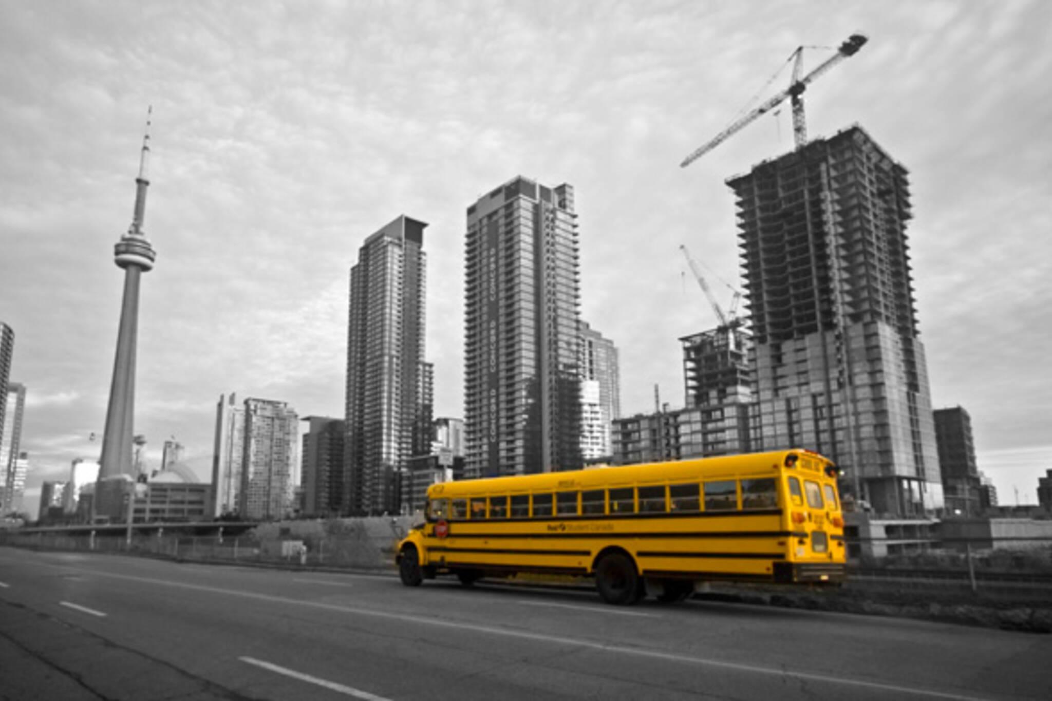 Art bus toronto