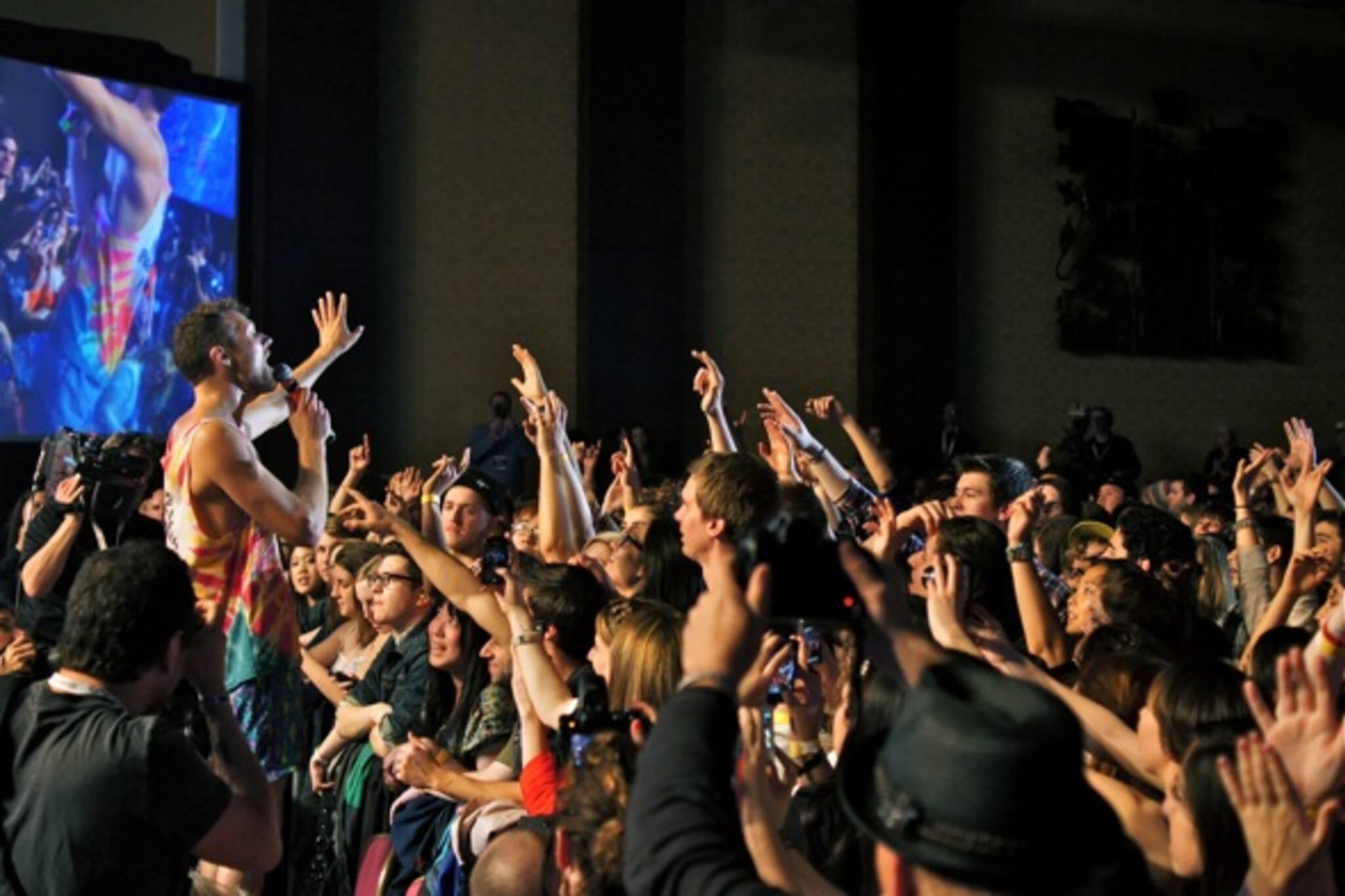 Toronto Concerts April 2013