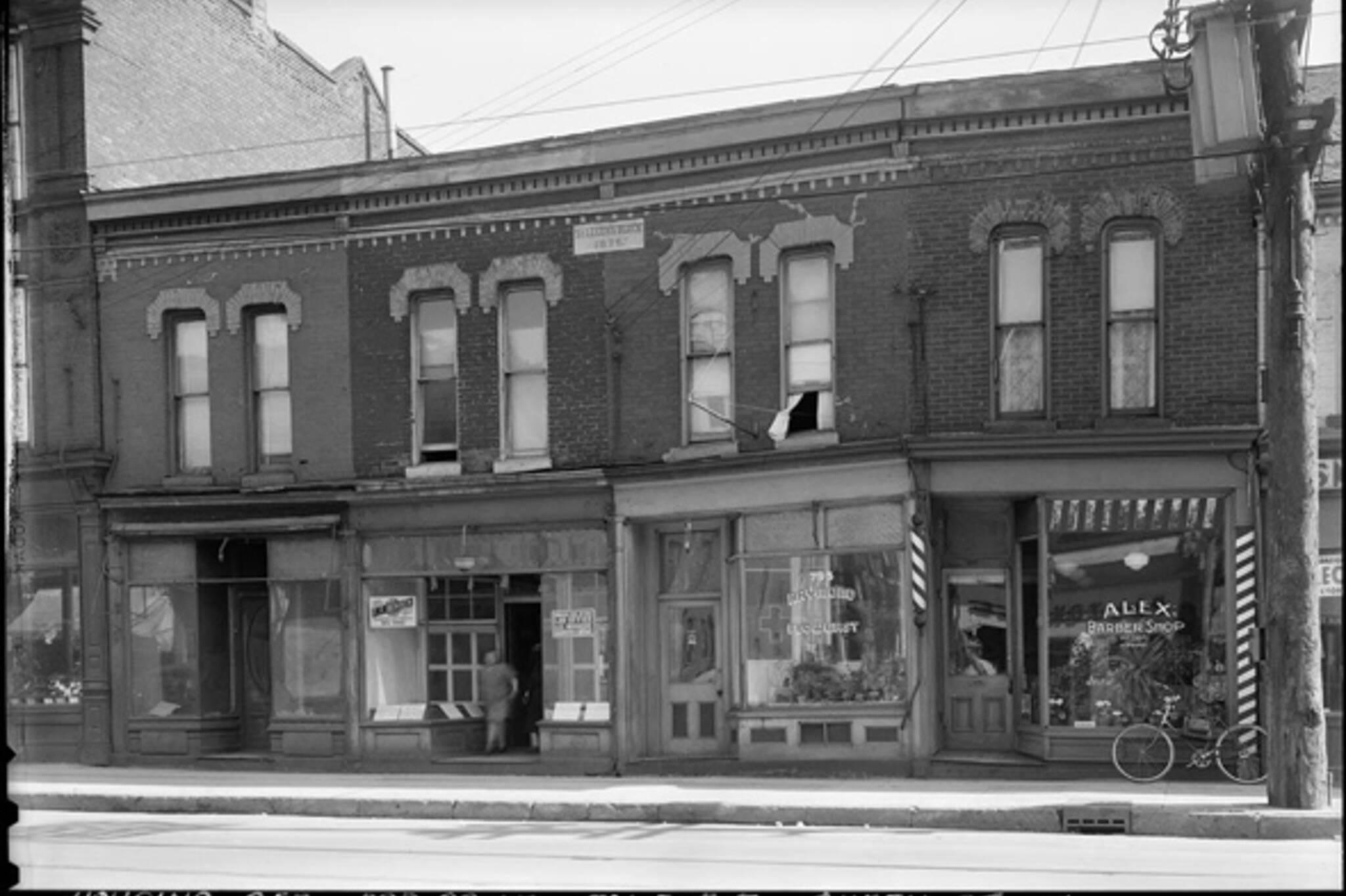 History Queen West Toronto photos