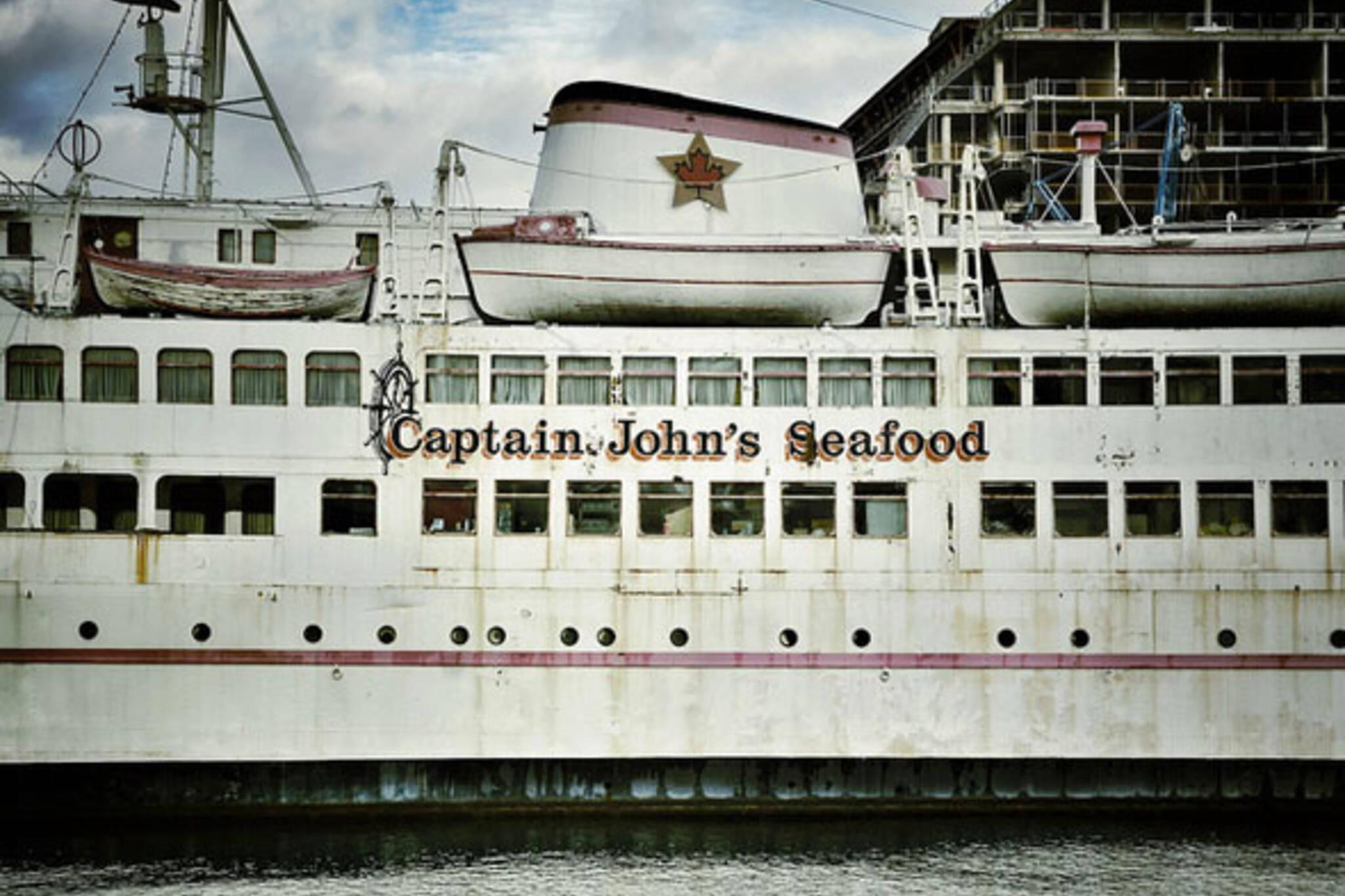 toronto captain john's