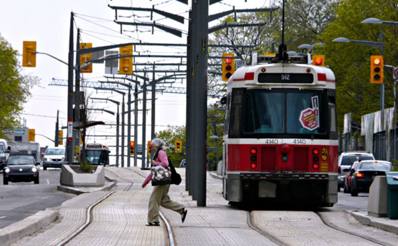 ttc service returns