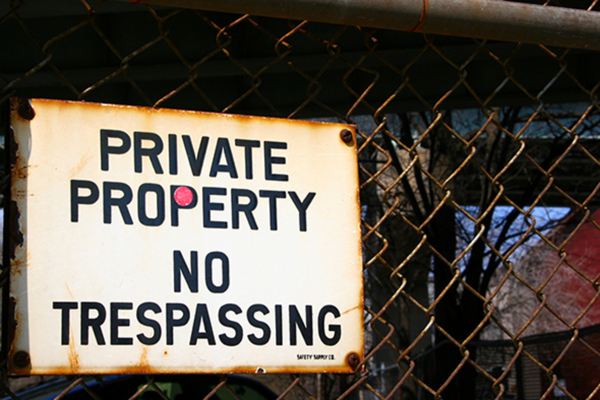 Private property toronto
