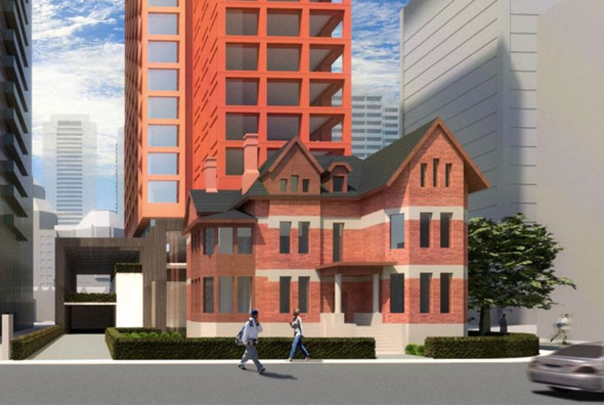 toronto sherbourne development
