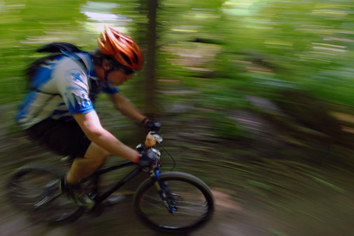 Mountain Bike Trails Toronto