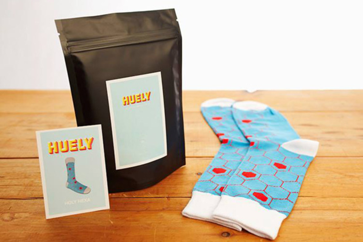 huely socks