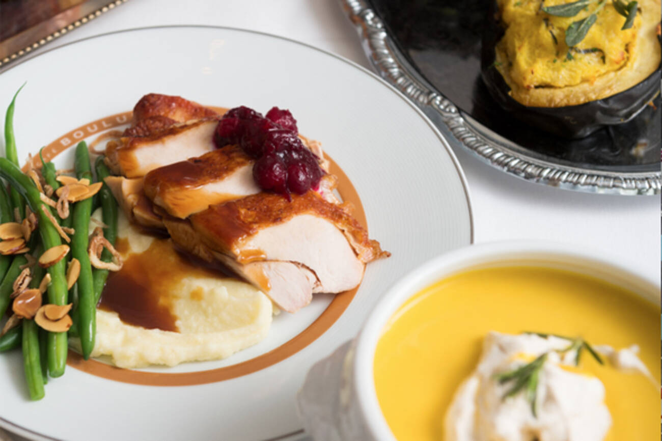 Where to eat thanksgiving dinner in toronto for 2016 for What to serve for thanksgiving lunch