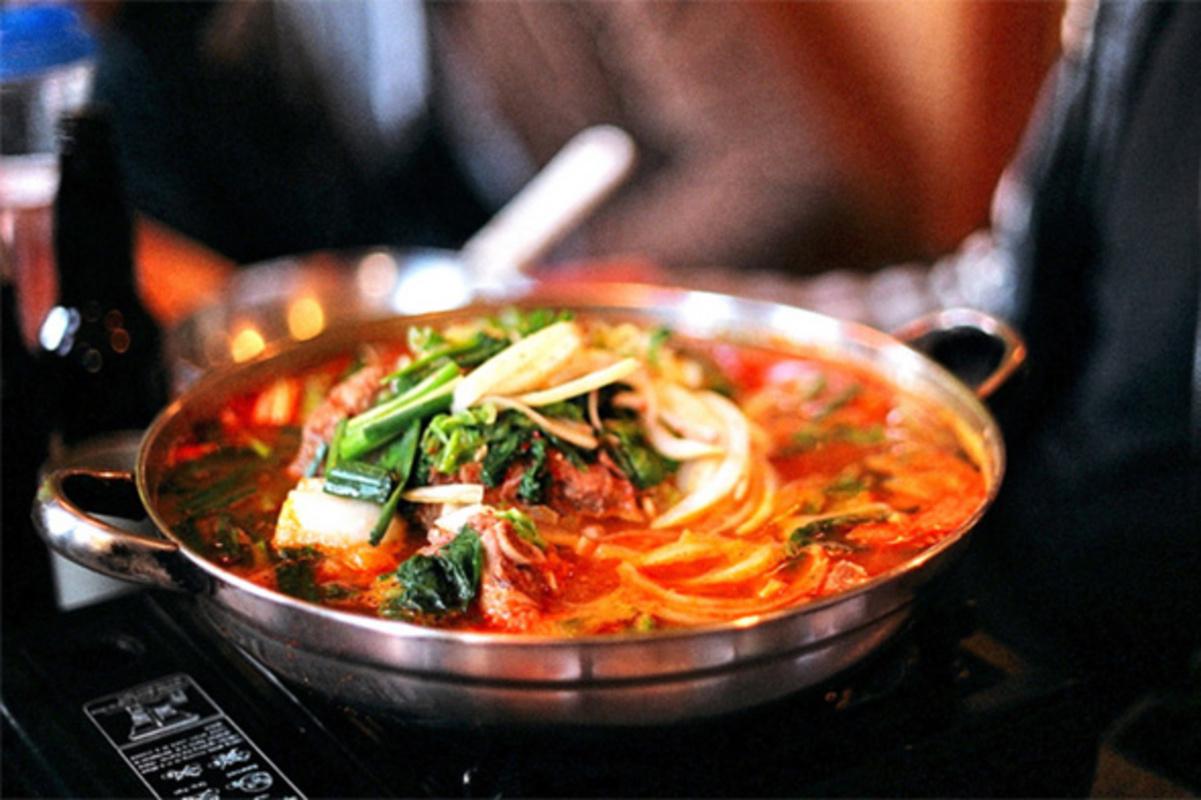 korean toronto