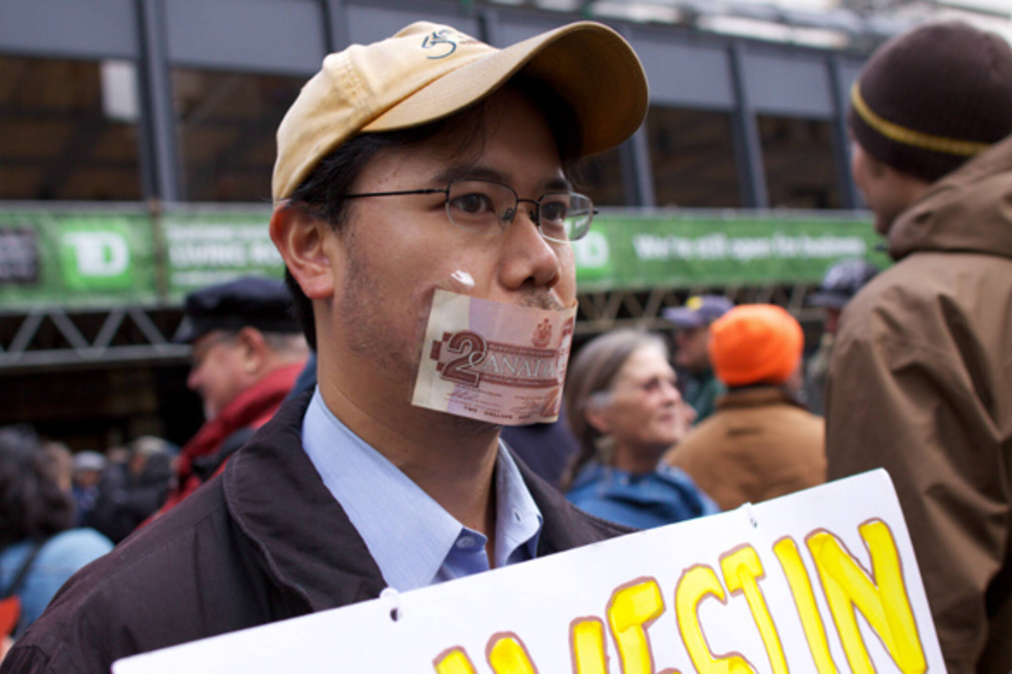 Occupy Toronto Advice