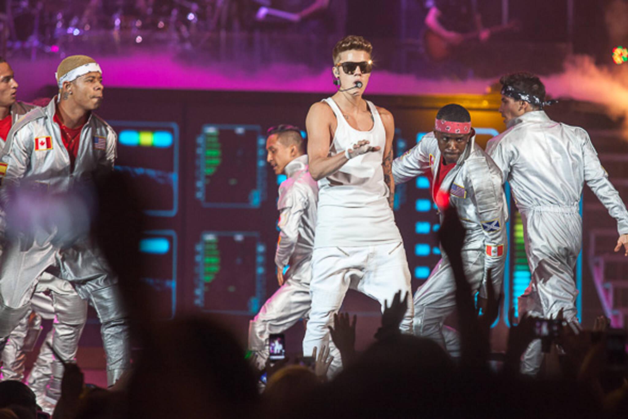 Justin Bieber Toronto