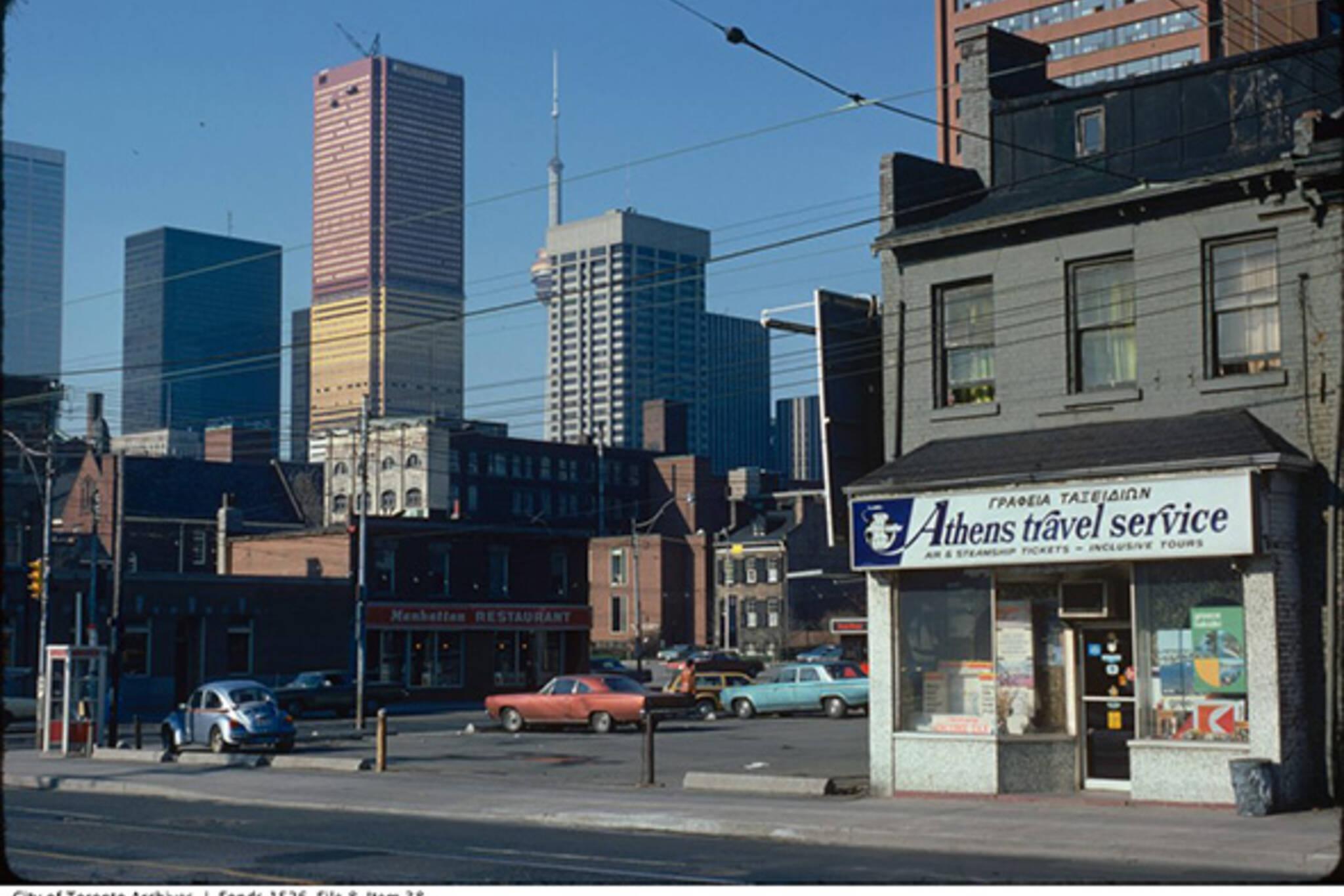 Toronto 1970s photos