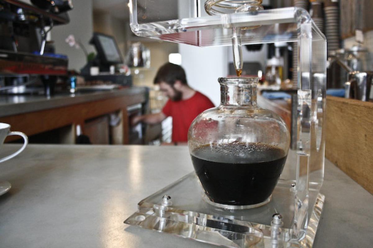 Ossington coffee