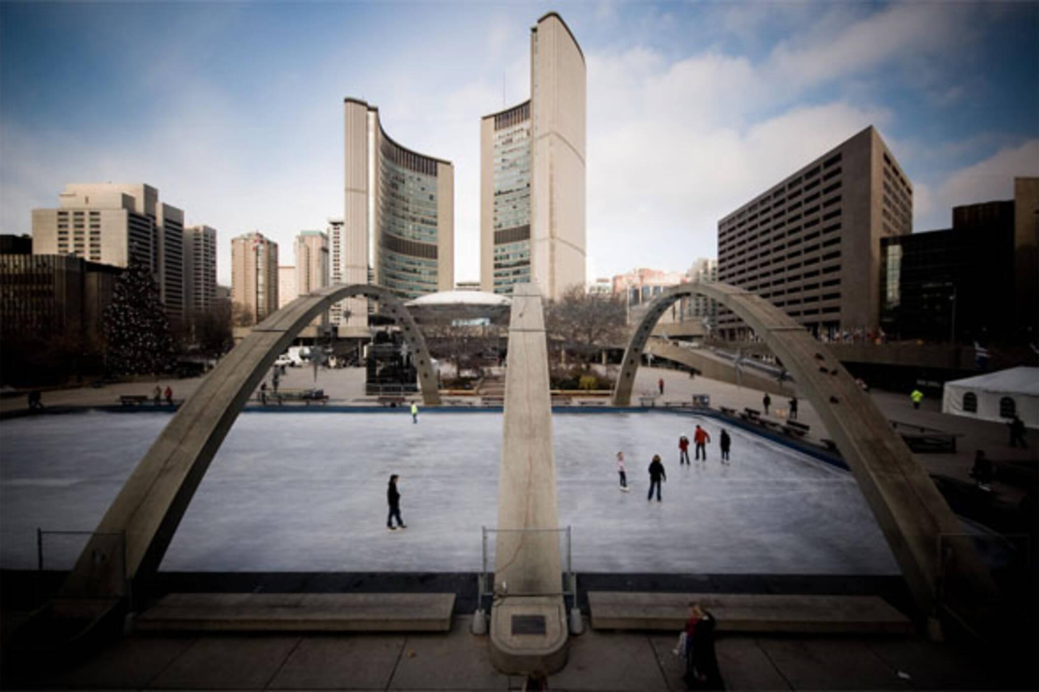 skating city hall