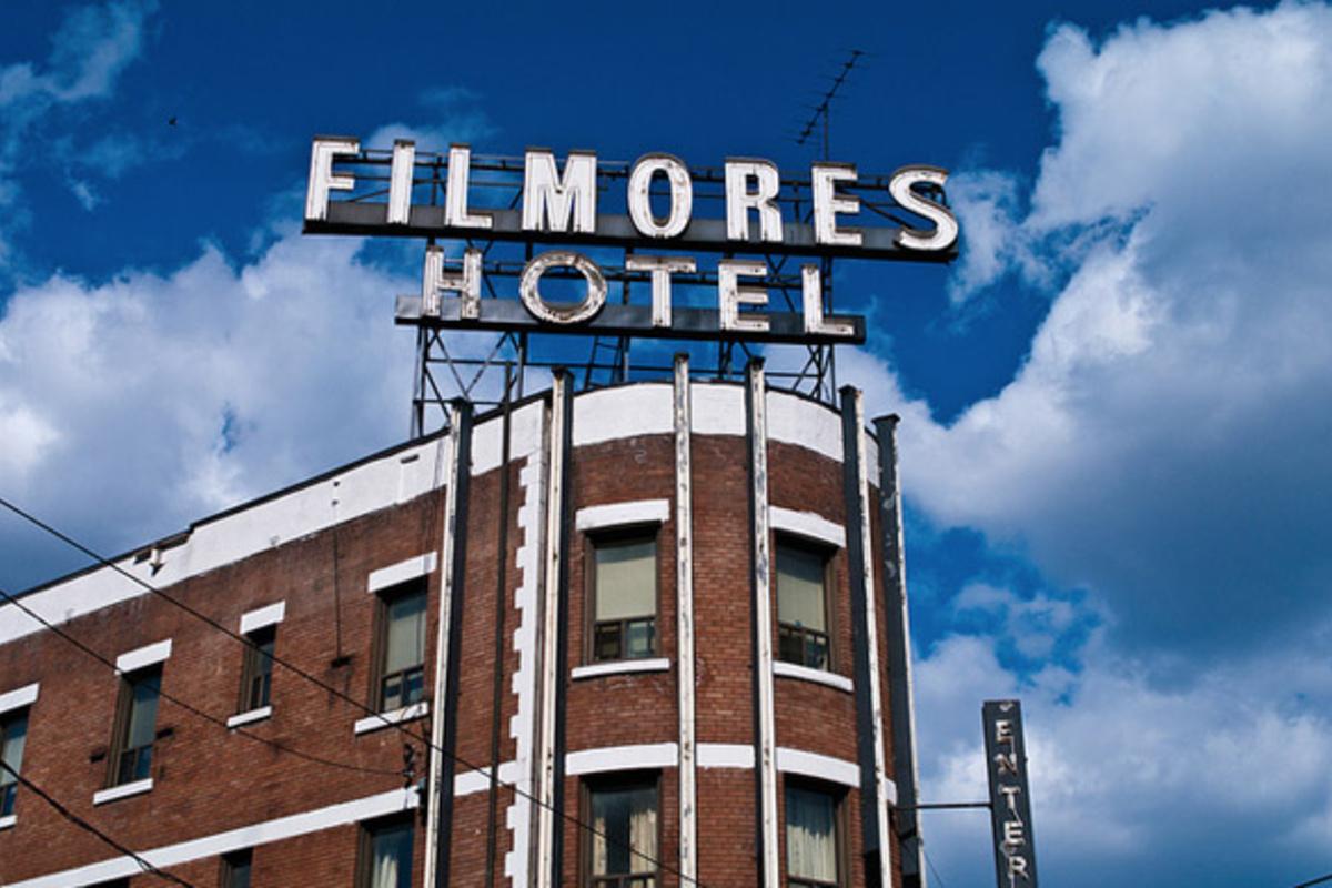 Filmores Hotel Toronto On