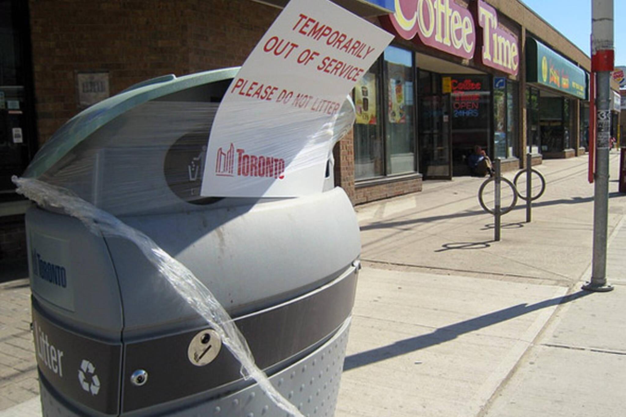 CUPE Strike Toronto 416