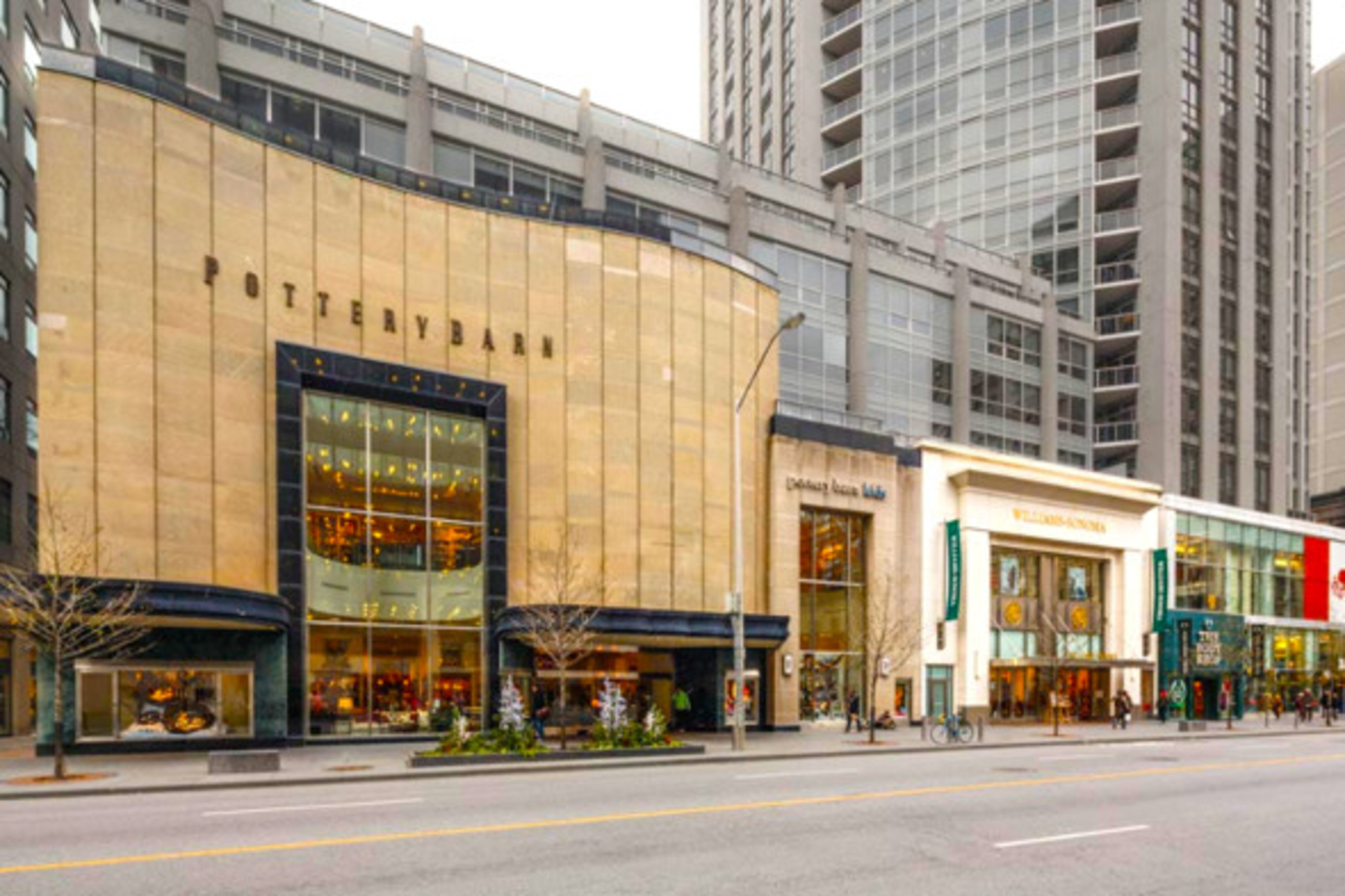 The flagship Holt Renfrew store down the street, at 50 Bloor St. W., will be renovated, adding a men's department that will be 55 per cent larger than the boutique store being closed.