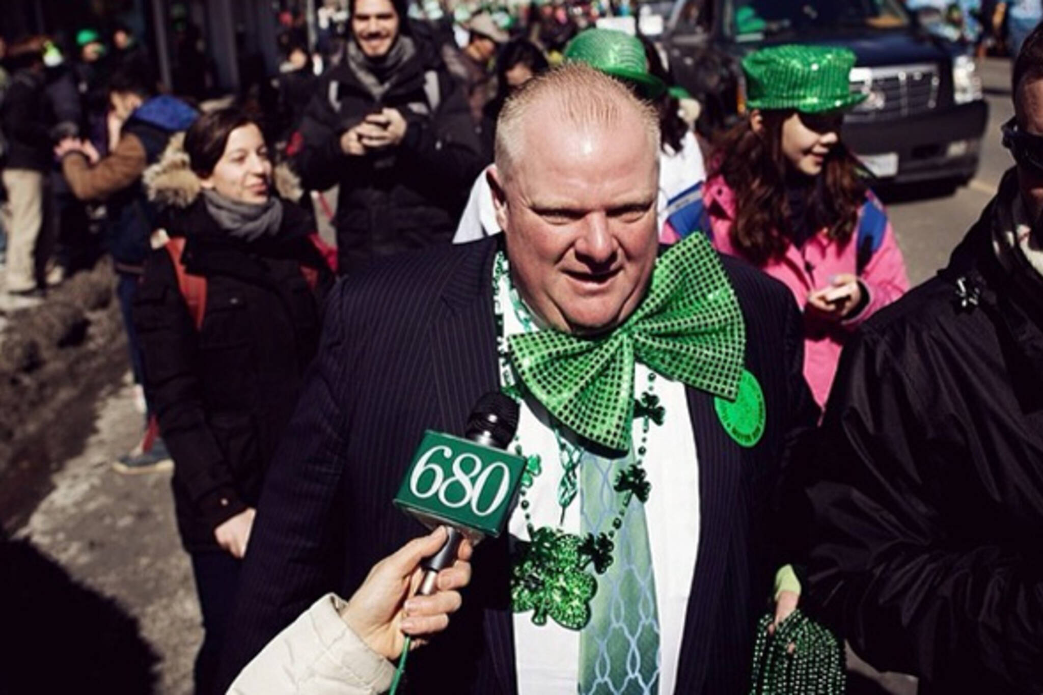 Rob Ford video