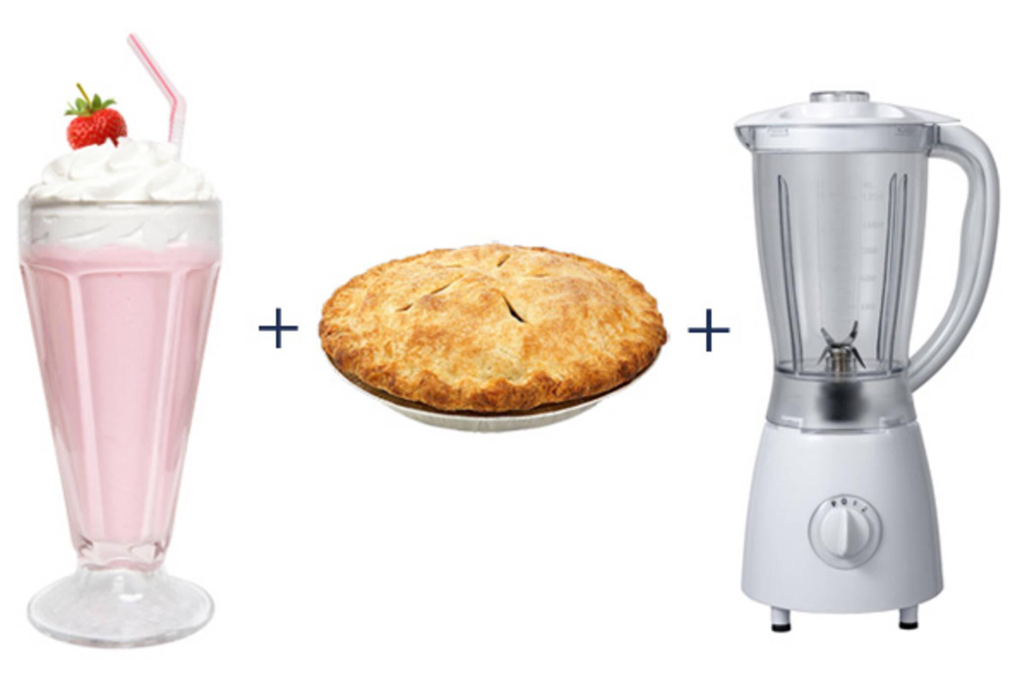 pie milkshake cne toronto