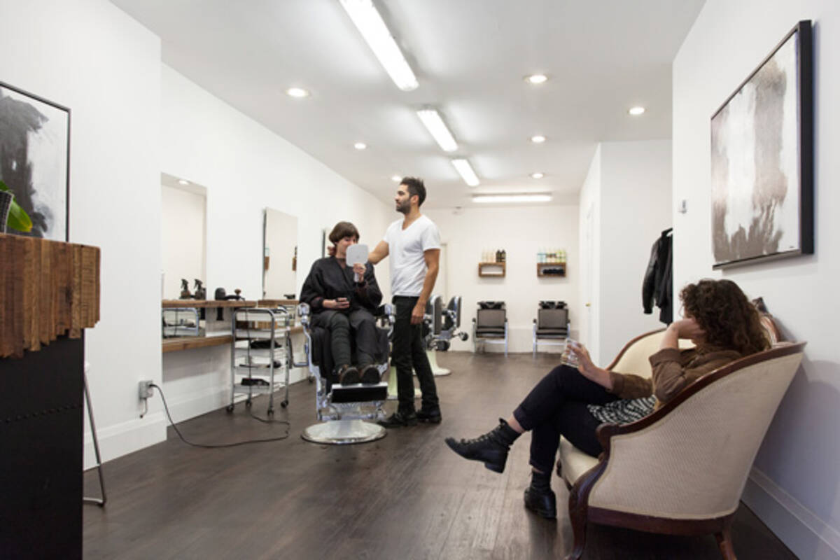 The top 20 hair salons in toronto by neighbourhood for The h salon