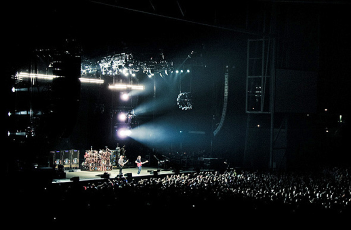 Toronto concerts October