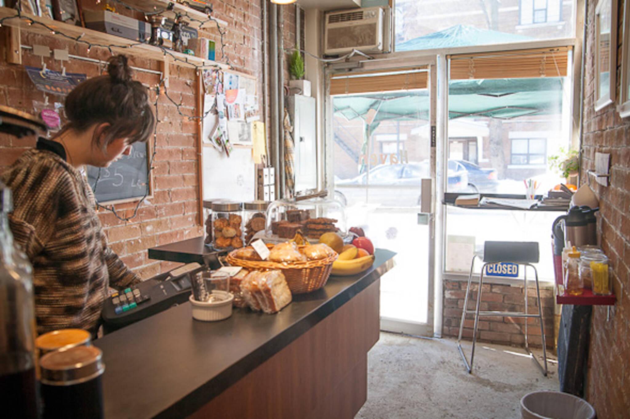 espresso bar toronto