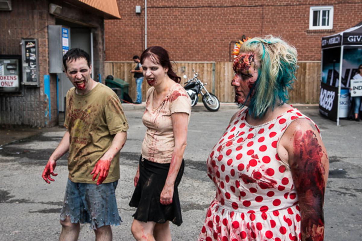 Zombie carwash toronto