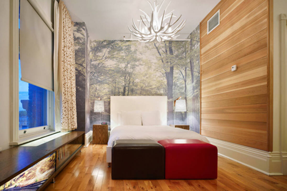 The best boutique hotels in toronto for Boutique design hotel