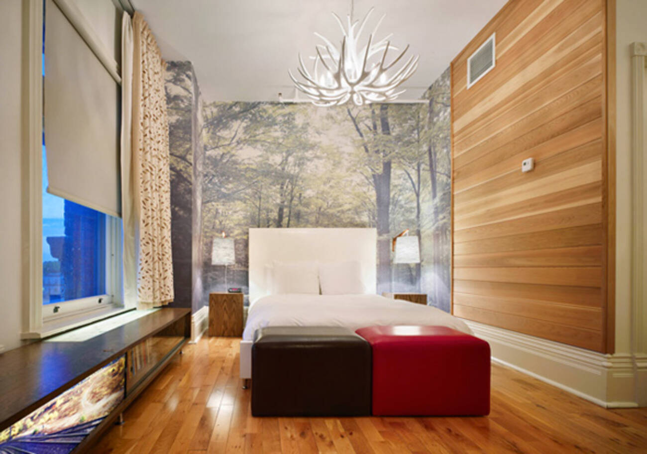 The best boutique hotels in toronto for Design boutique hotels slowenien