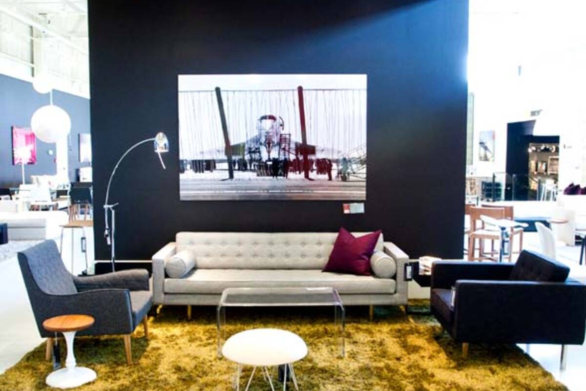 New Furniture Store Names Rugs After Feist Metric
