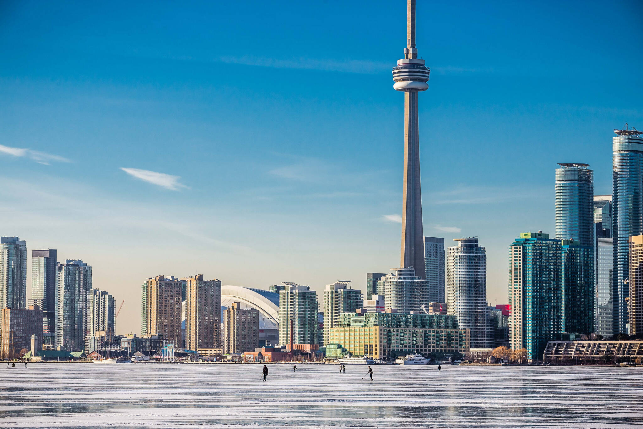 The 20 Most Beautiful Places In Toronto During The Winter