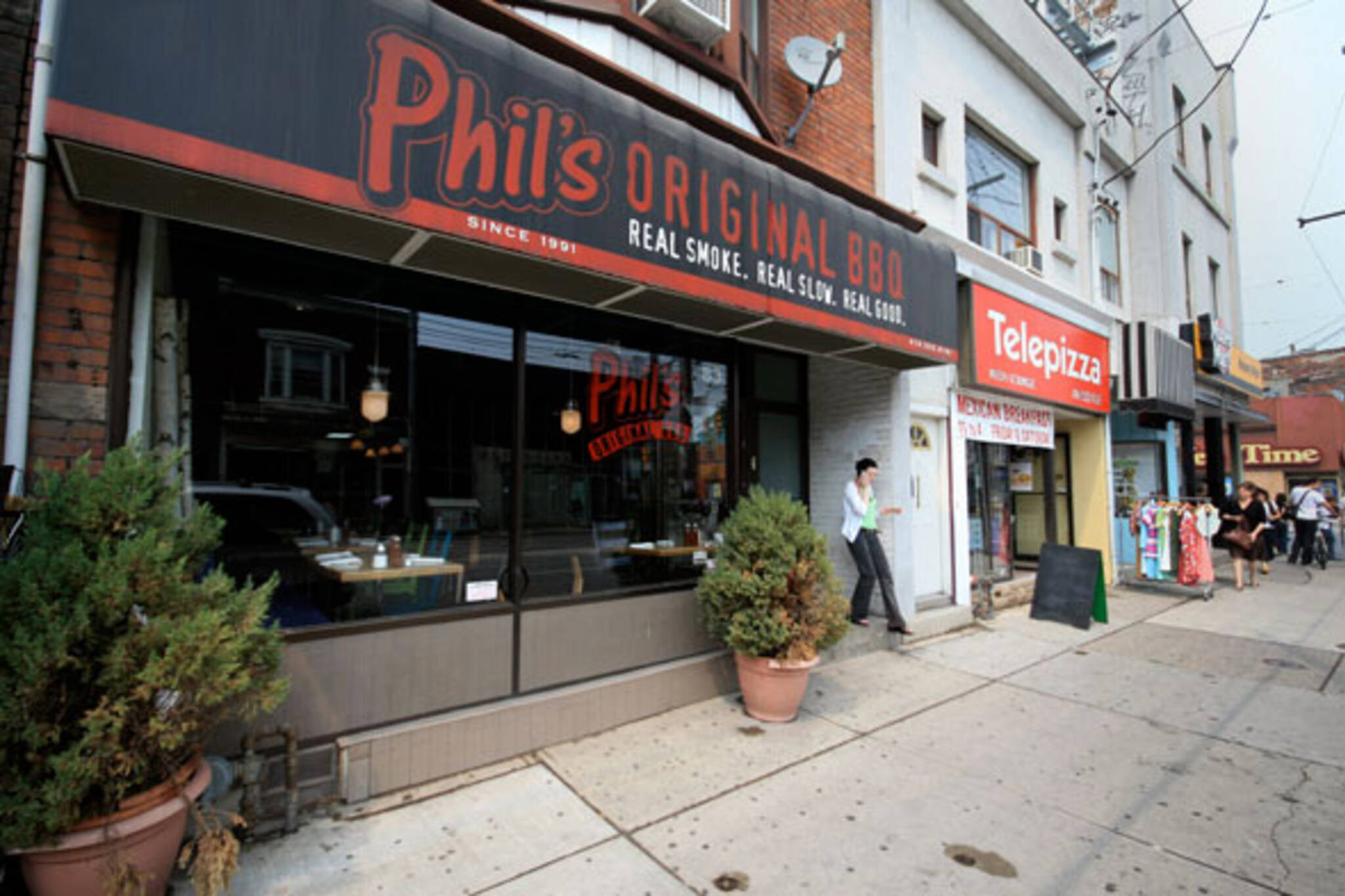 Phils Original BBQ closed