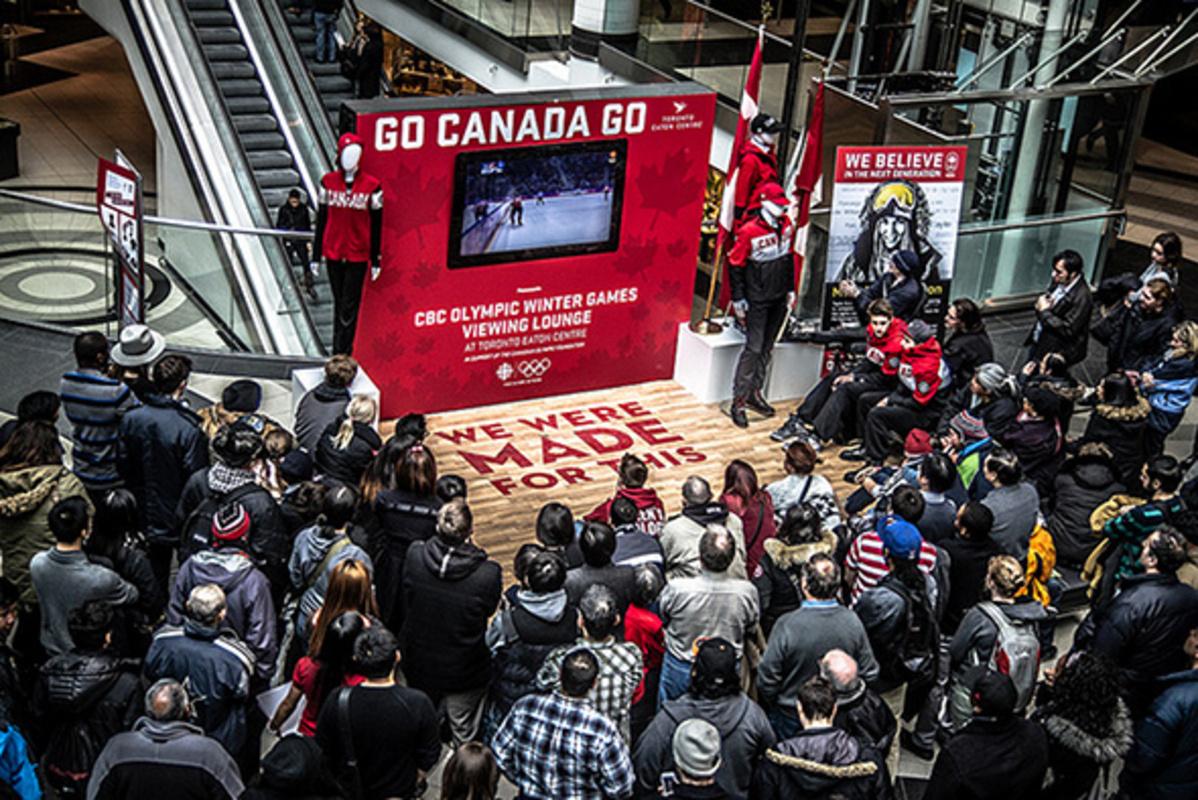 Team Canada Mens Hockey Gold