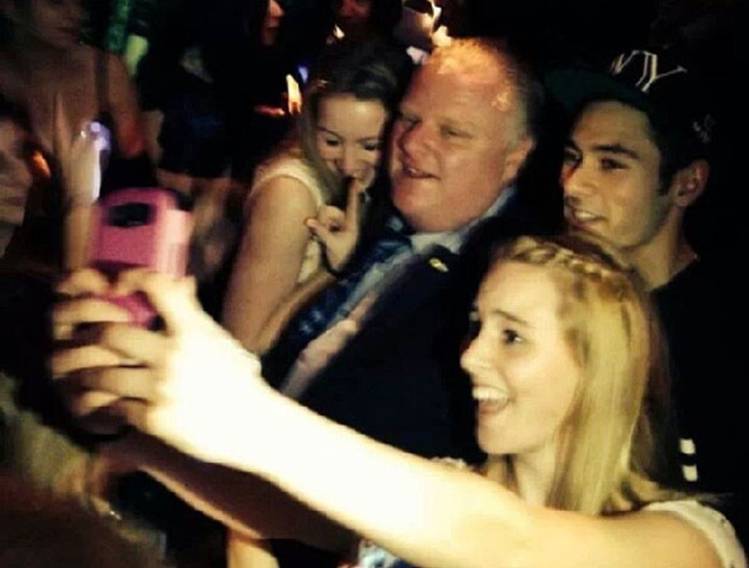 Rob Ford internet