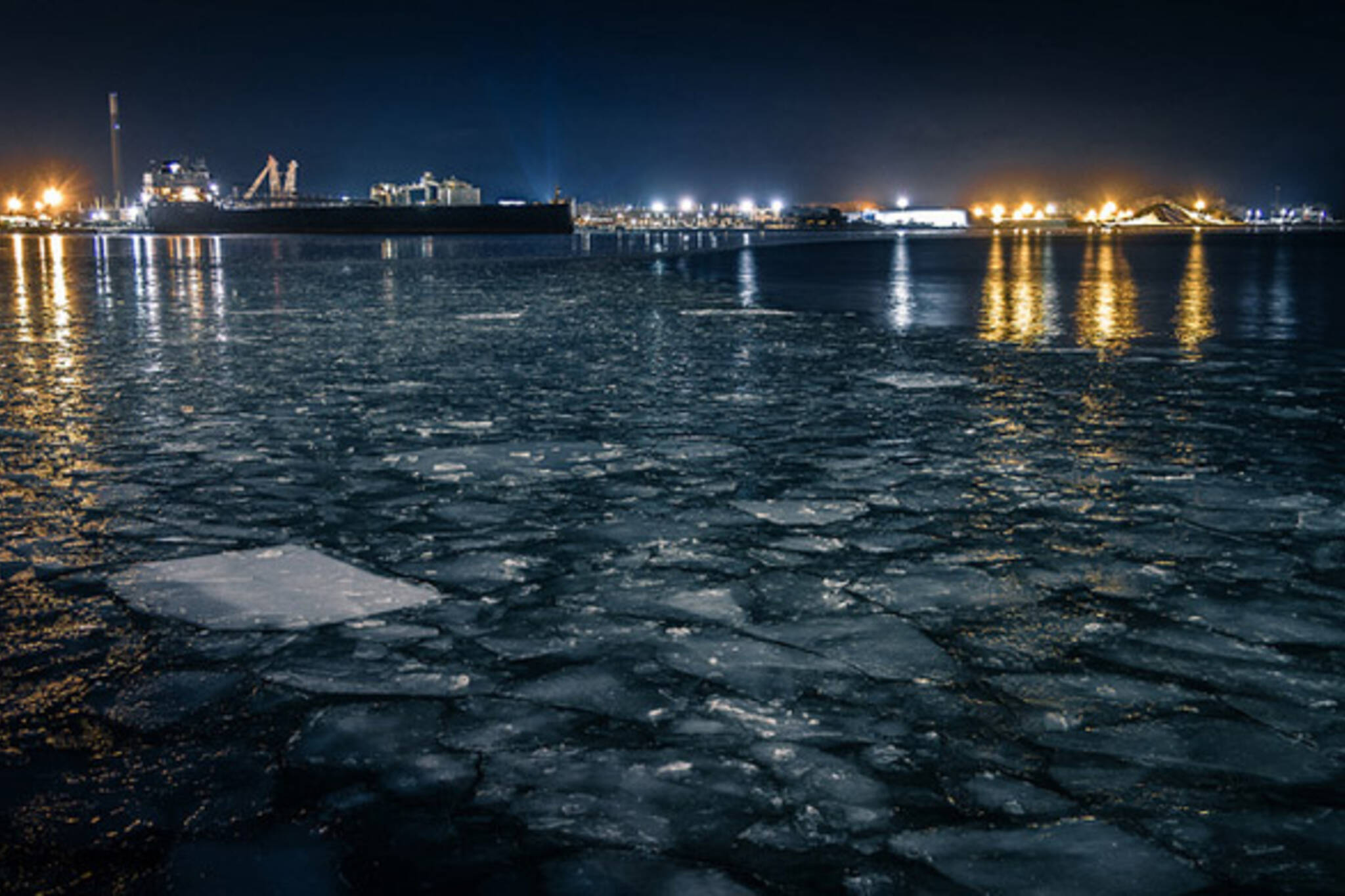 ice Harbour Toronto