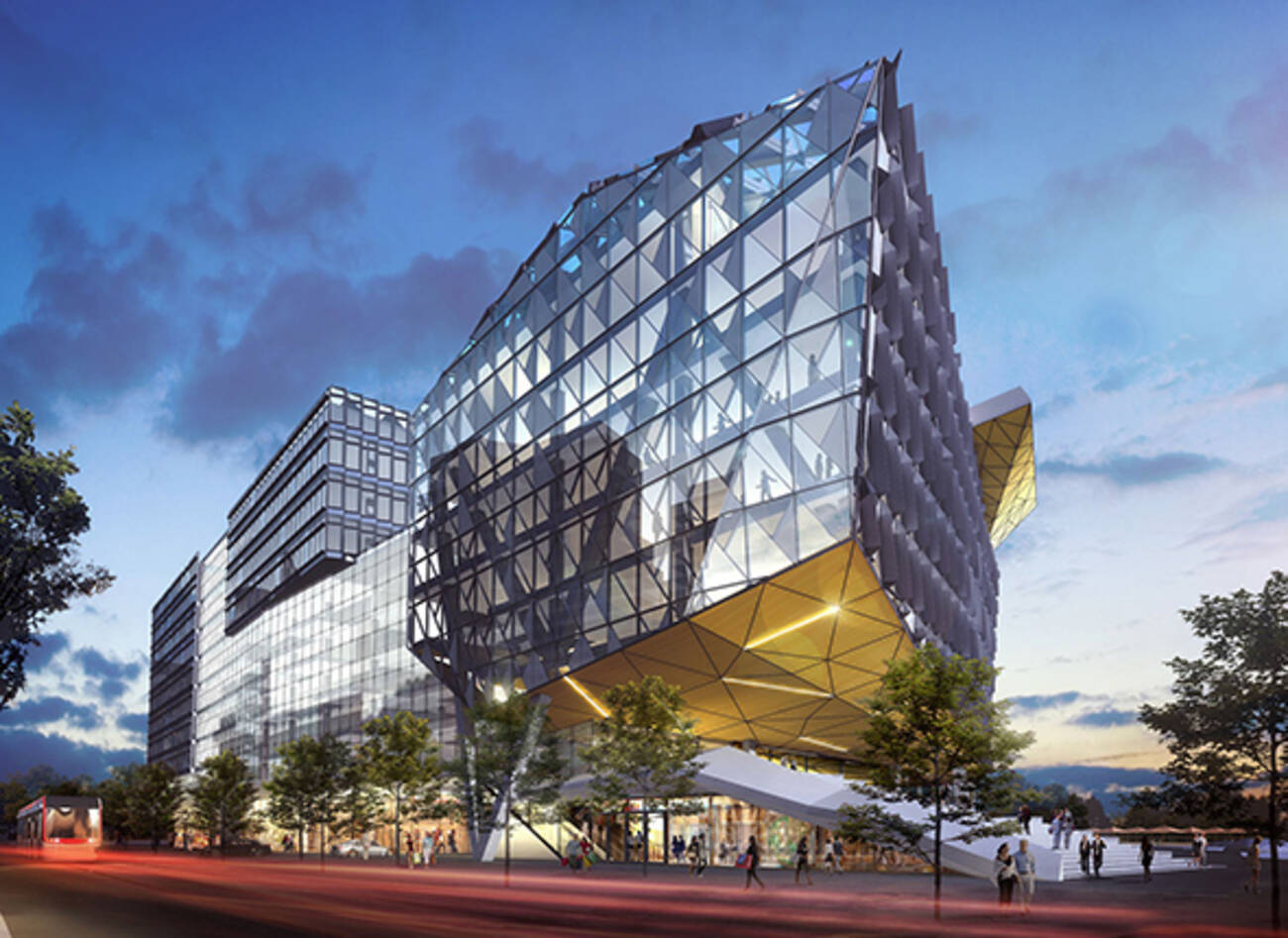 Waterfront Innovation Centre coming to Toronto