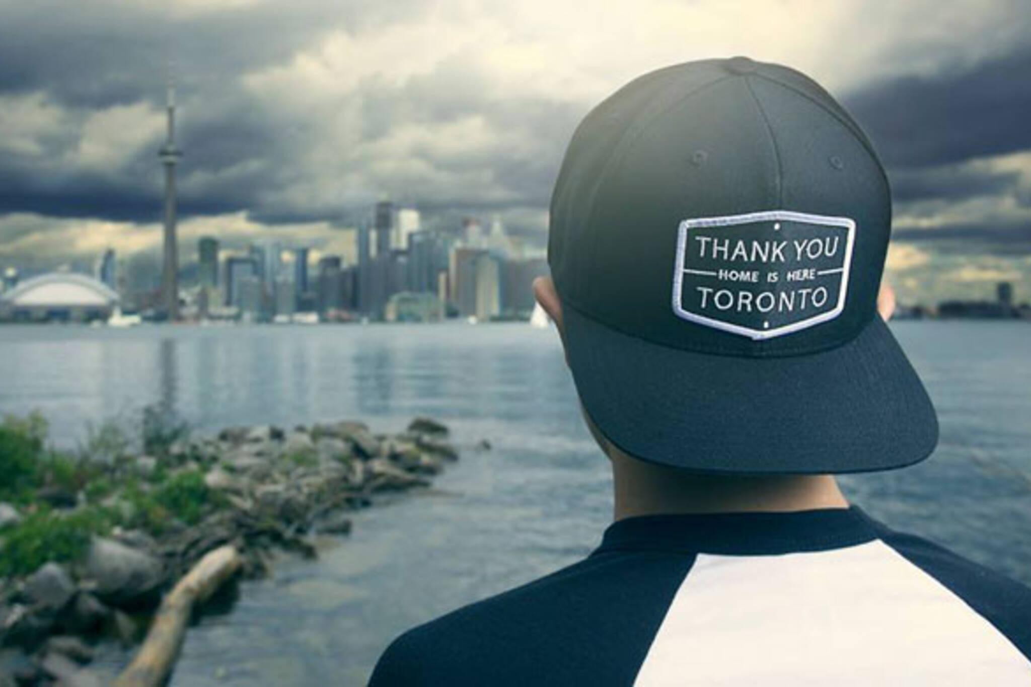 thank you toronto