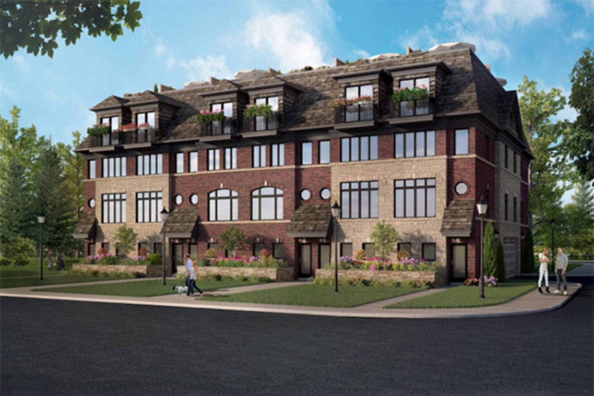 ossington townhomes