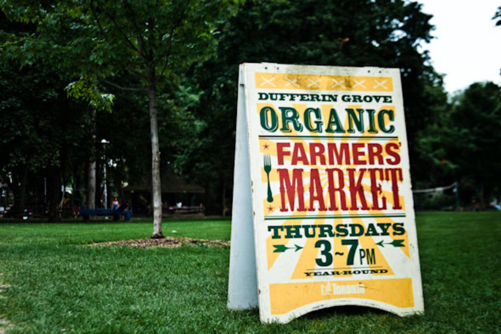 Dufferin Grove Farmers Market