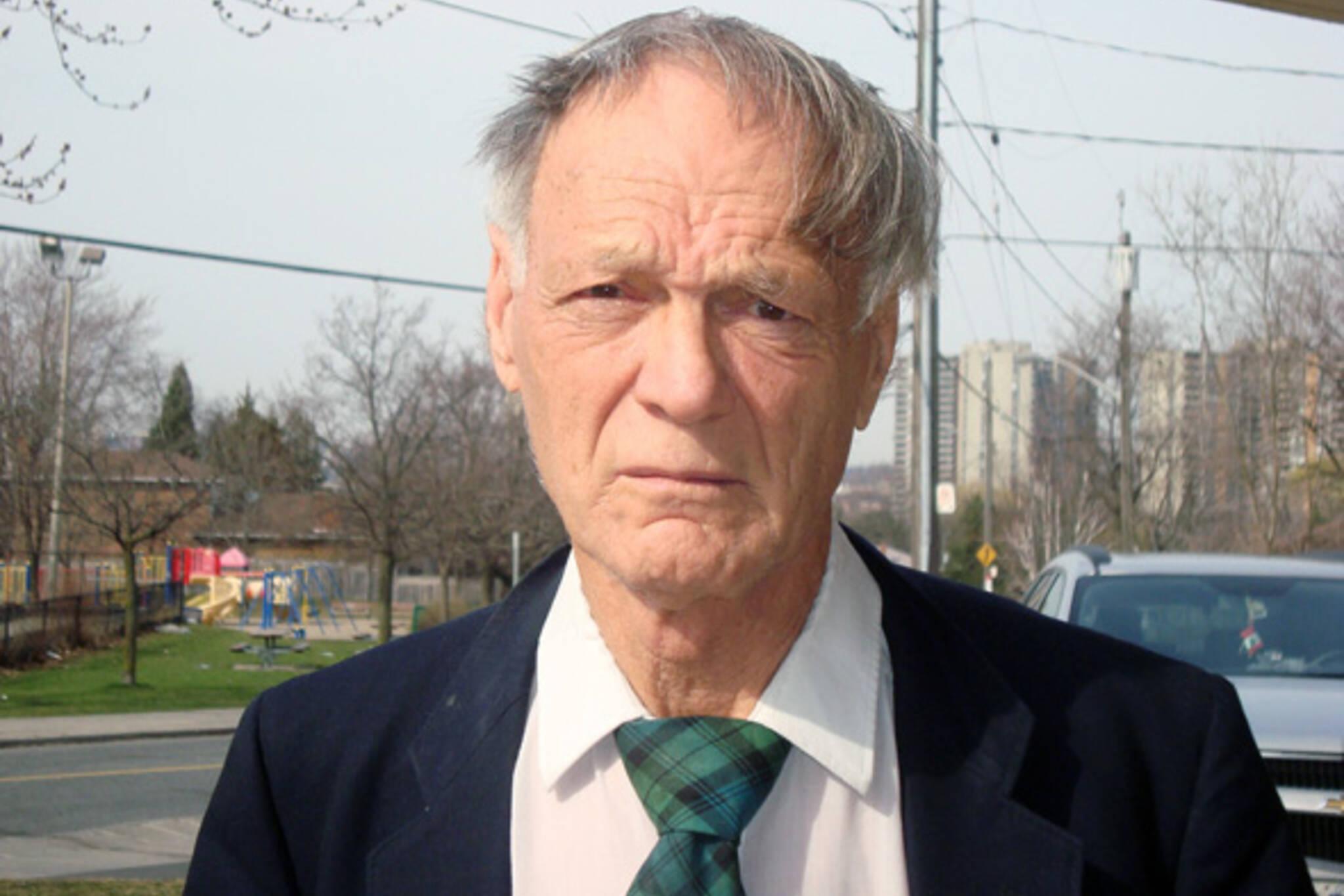 Doug Campbell Toronto Mayor