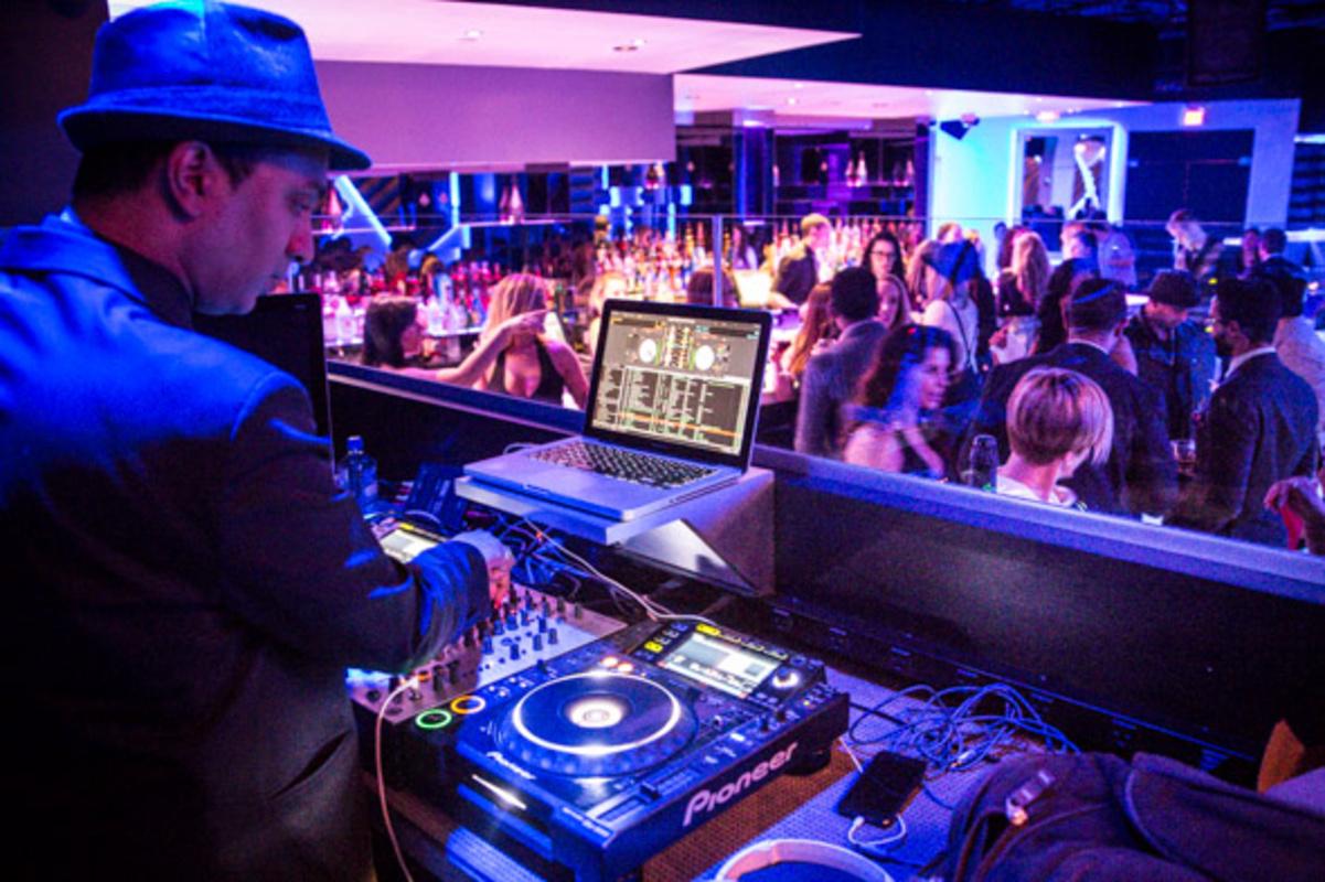 nightclub footwork adelaide
