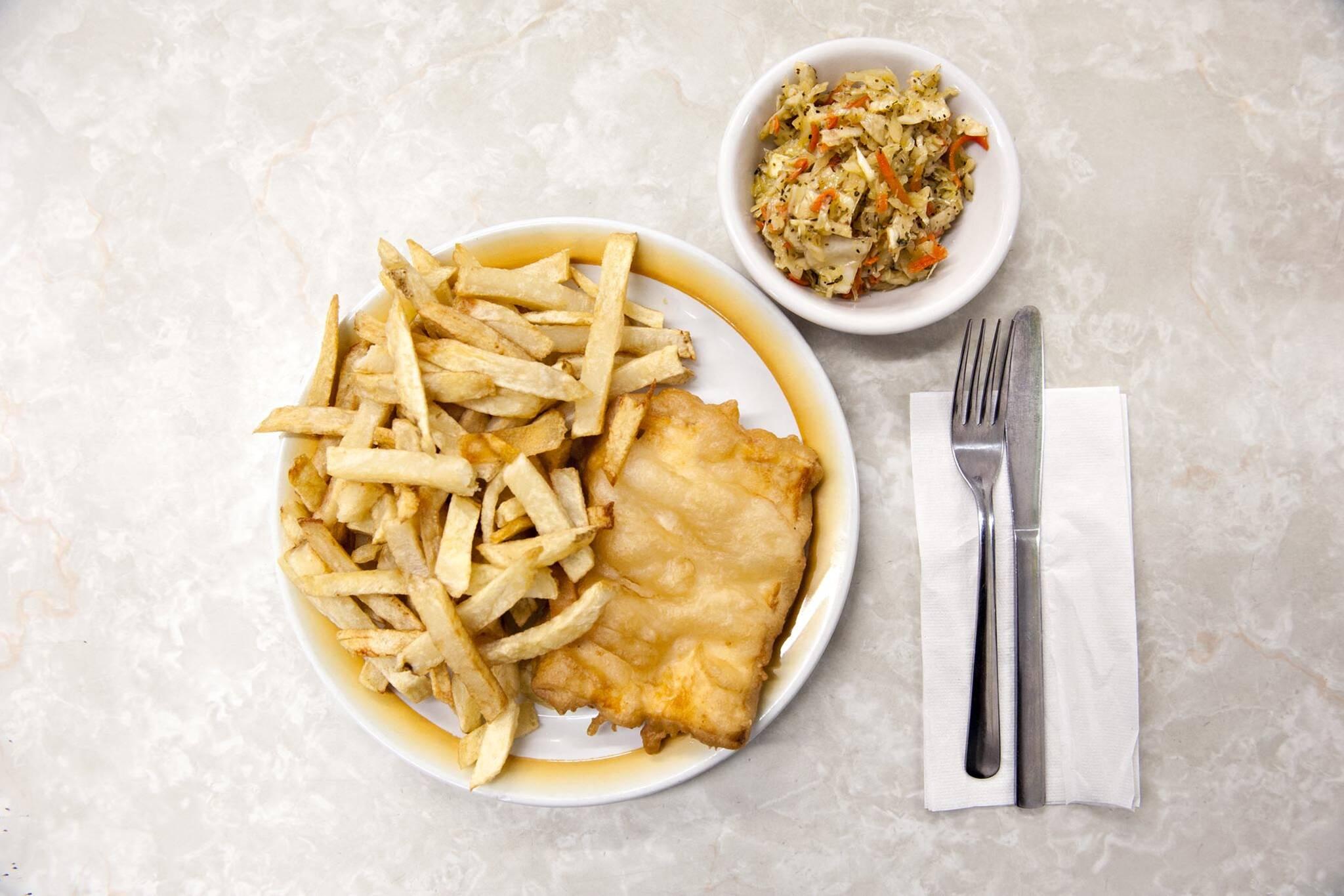 fish chips toronto