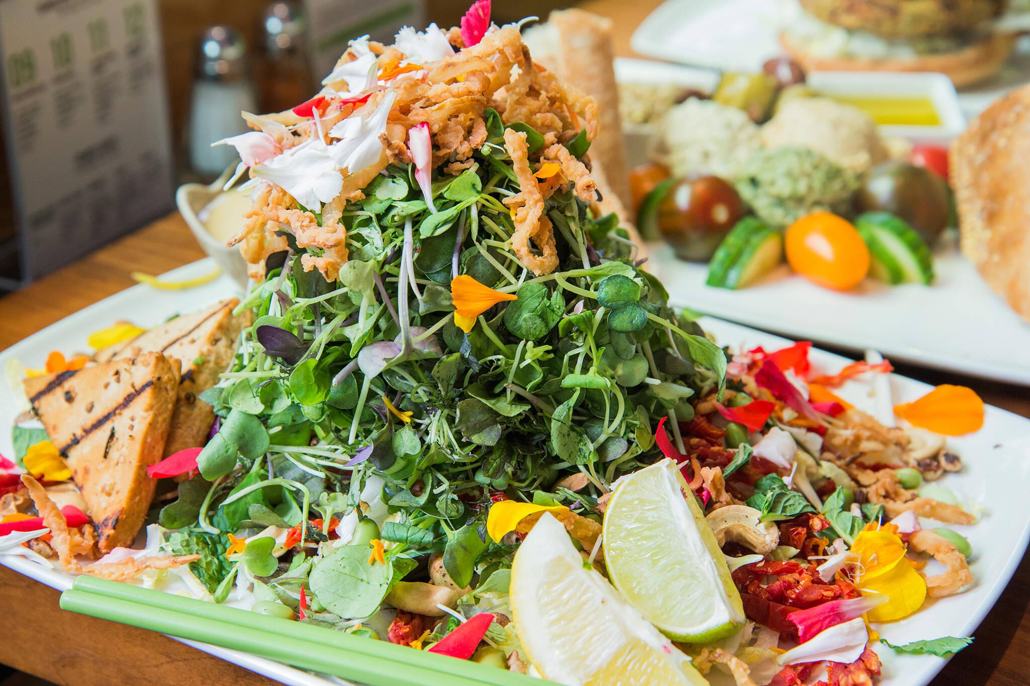 vegetarian restaurants toronto