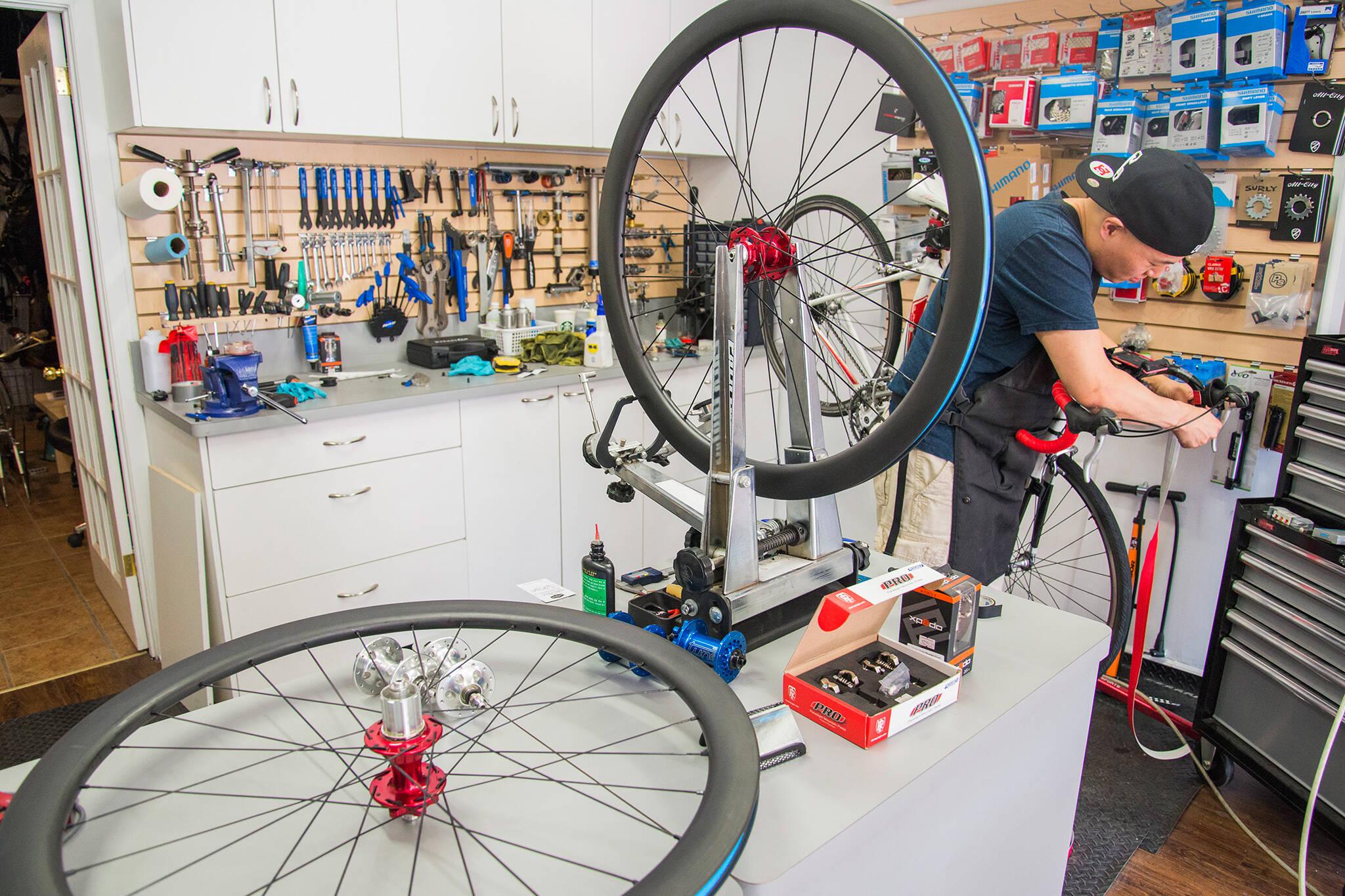 bike repair toronto