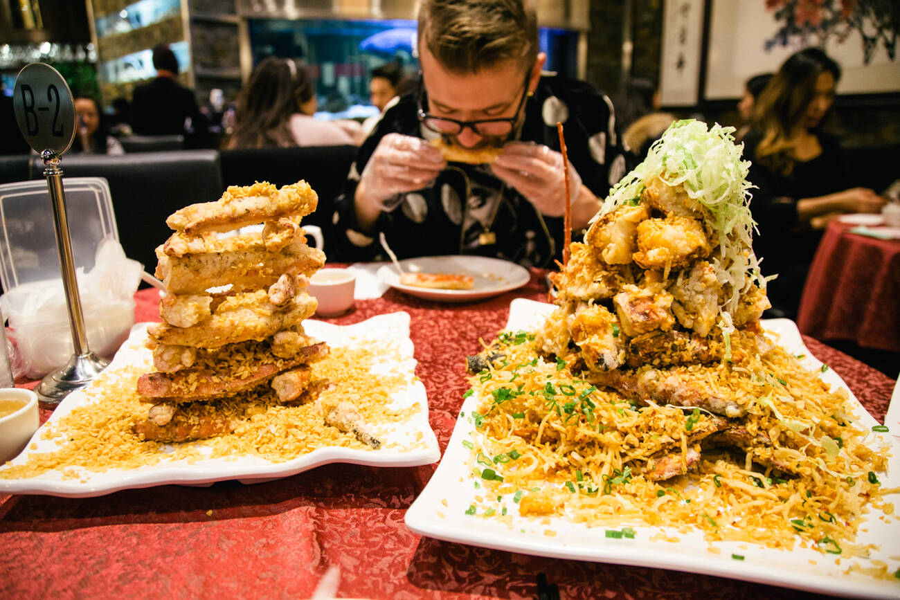 the best seafood restaurants in toronto