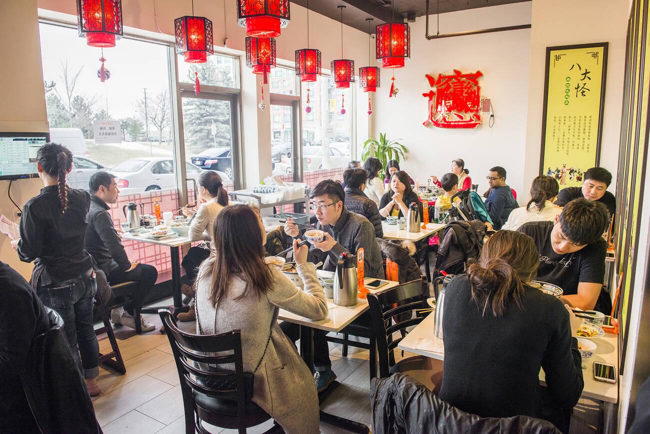 Big Chain Chinese Restaurants Toronto