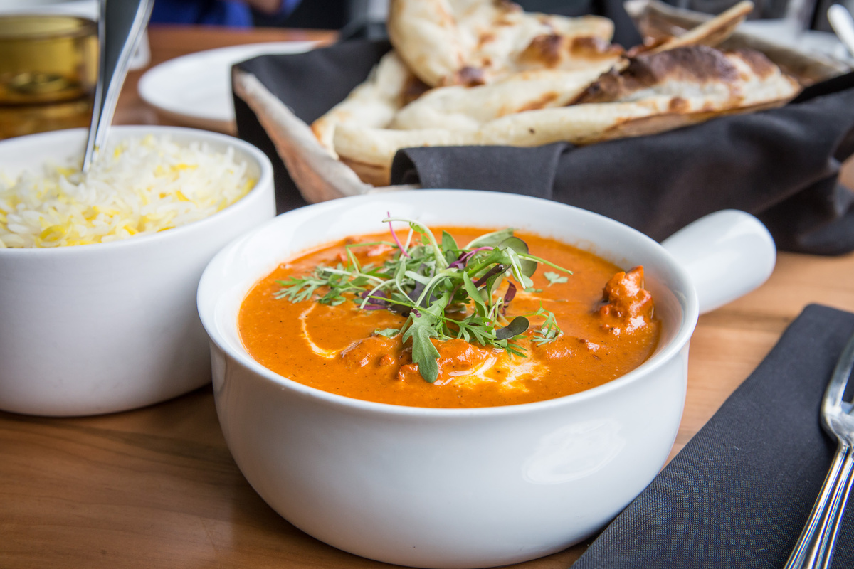 butter chicken toronto