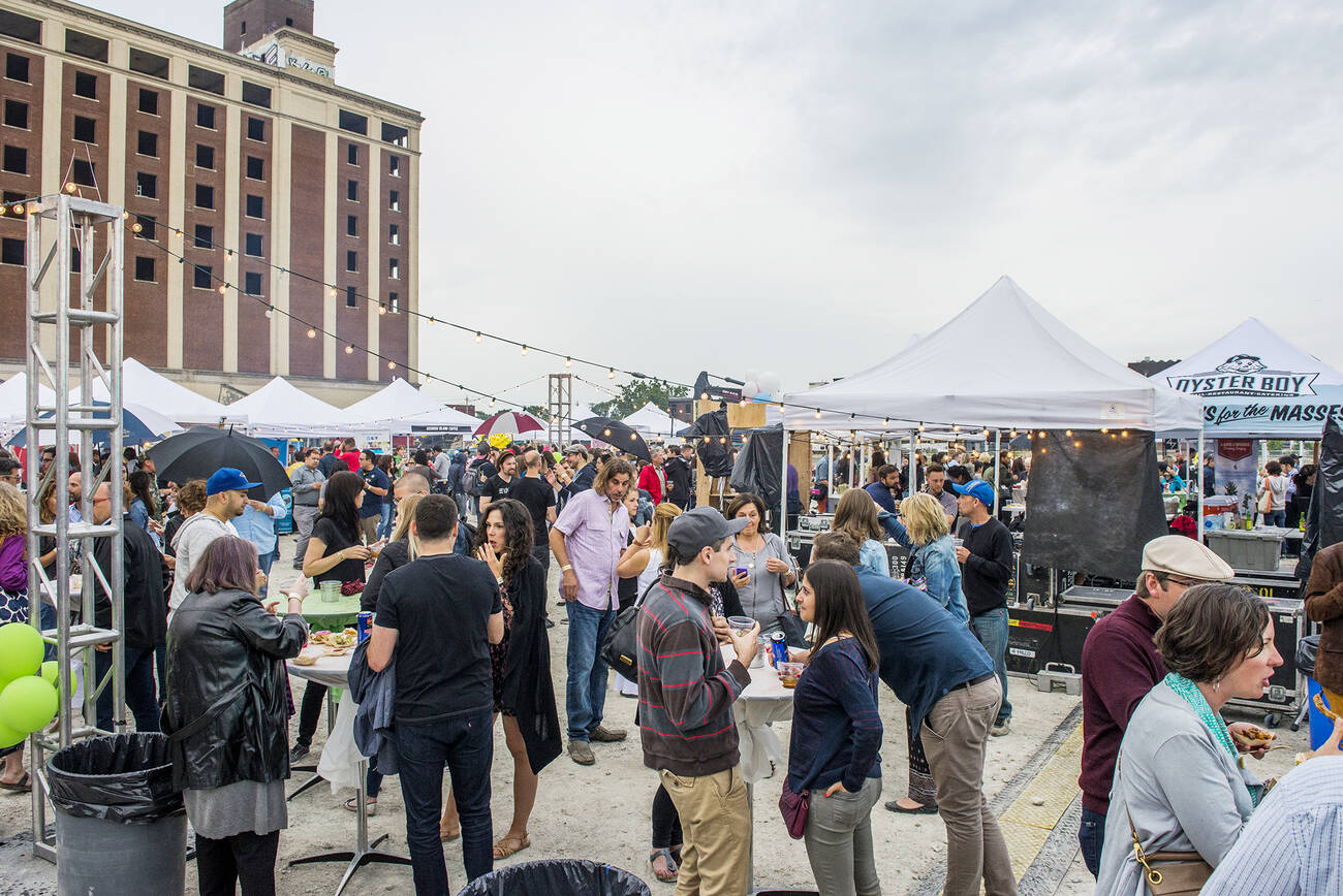 The top food events held in toronto this year for Craft beer festival toronto