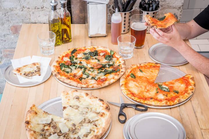 The Top 25 Restaurants Open Christmas Day In Toronto